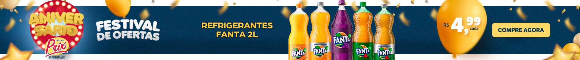 Coca (fanta) - 24/6 a 30/6