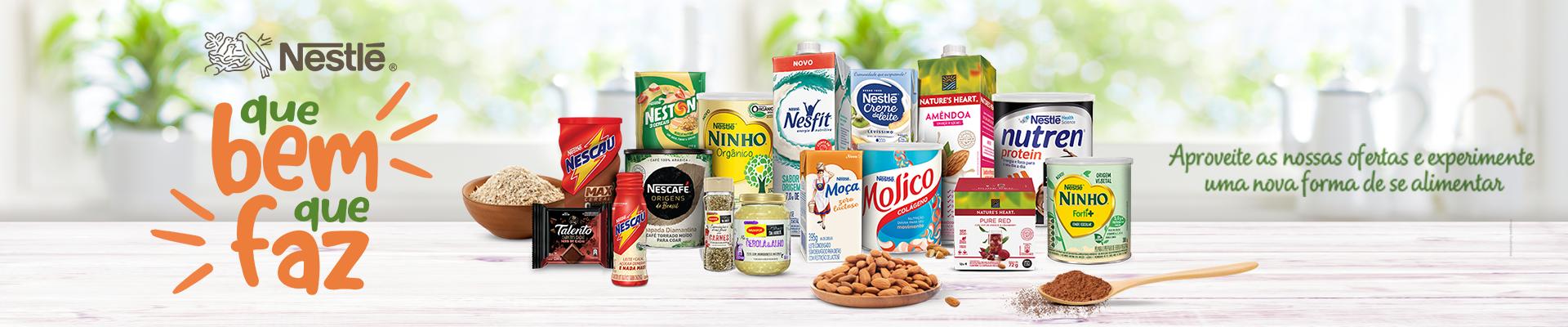 Nestle faz bem - 16 a 22 set