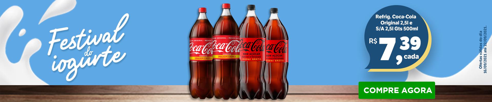 Coca Cola 16 a 22 set