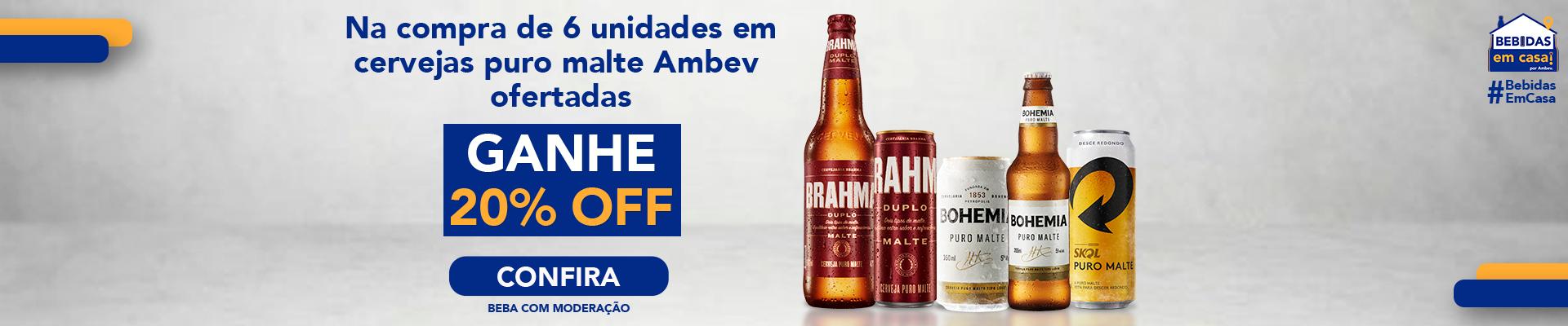 Cervejas Malte AMbev - 23/09 a 29/09